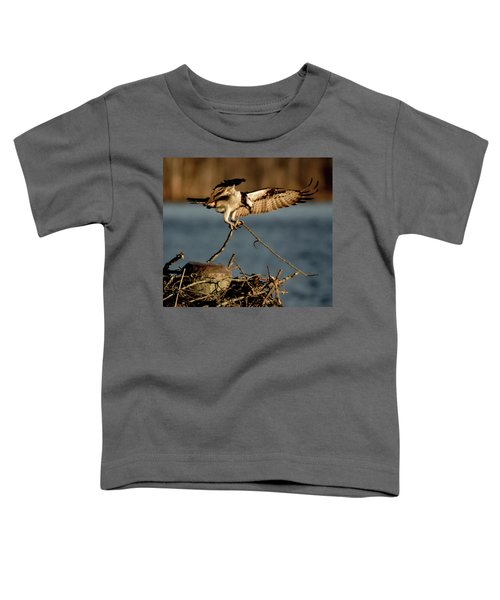 Osprey 2017-3 Toddler T-Shirt