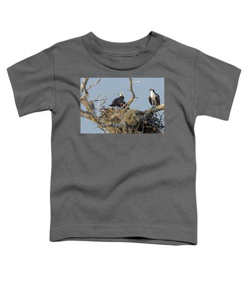 Osprey Family Toddler T-Shirt