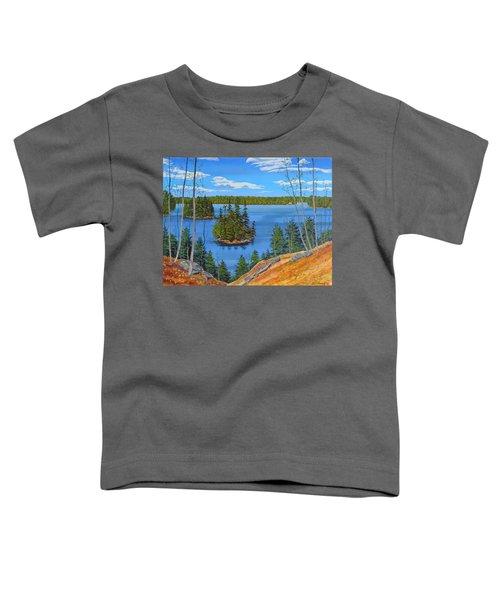 Osprey Island Toddler T-Shirt
