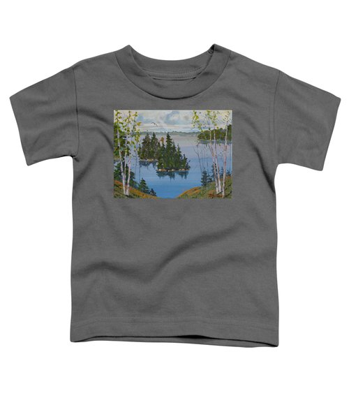 Osprey Island Study Toddler T-Shirt