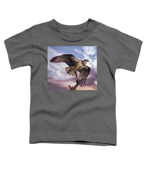 Osprey Wing Toddler T-Shirt