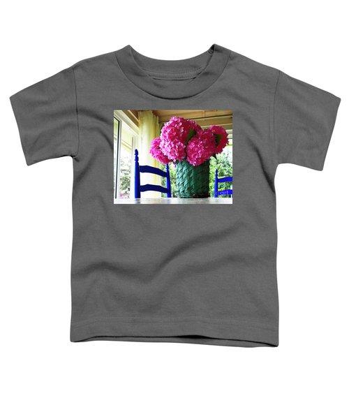 Otisco Morning Toddler T-Shirt
