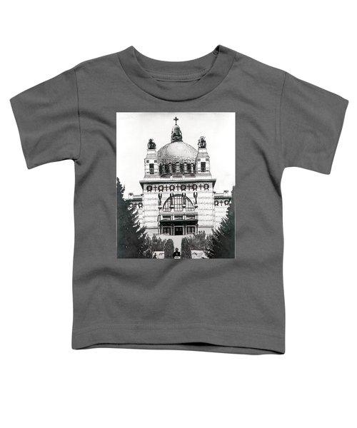 Ottowagners Church Toddler T-Shirt
