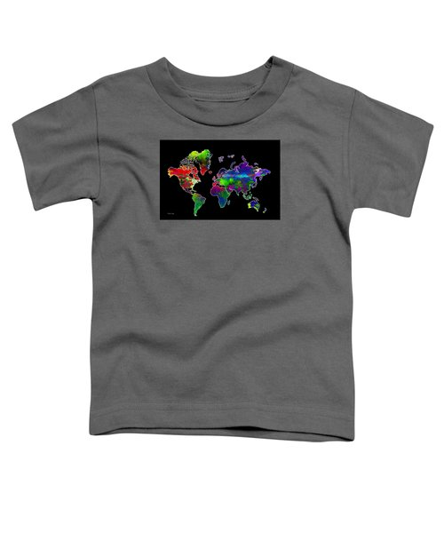 Our Colorful World Toddler T-Shirt