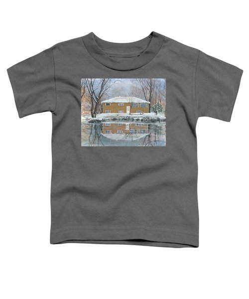 Our House Toddler T-Shirt