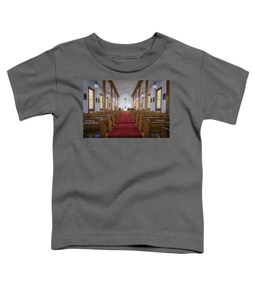 Our Lady Of Mount Carmel Toddler T-Shirt