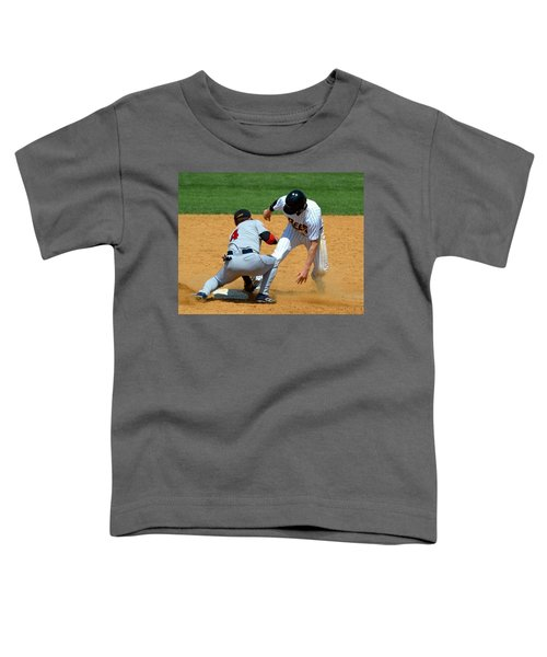 Out At Second Toddler T-Shirt