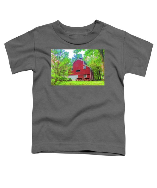 Out In The Country Toddler T-Shirt