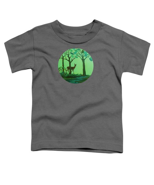 Out Of The Forest Toddler T-Shirt