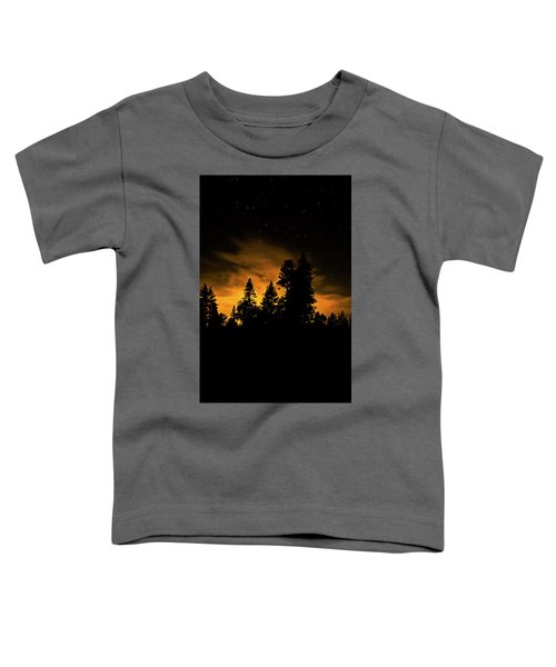 Outside Of Town Toddler T-Shirt