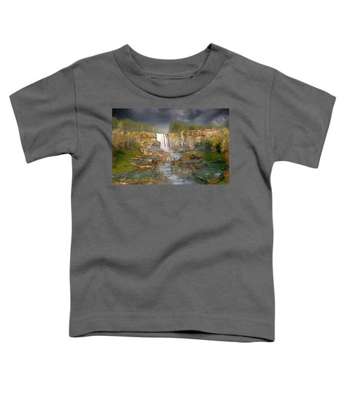 Over The Edge Toddler T-Shirt