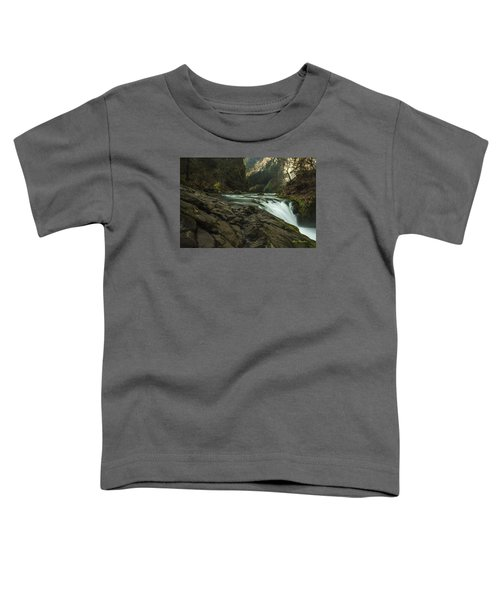 Over The Edge Signed Toddler T-Shirt