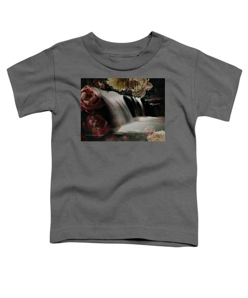 Over The Falls Toddler T-Shirt