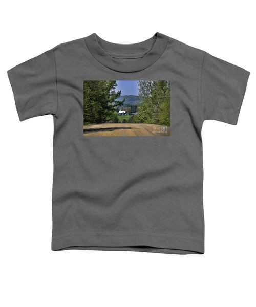 Over The Hill Toddler T-Shirt