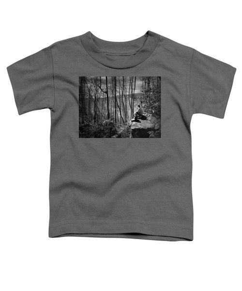 Overlook By Rainbow Falls Toddler T-Shirt