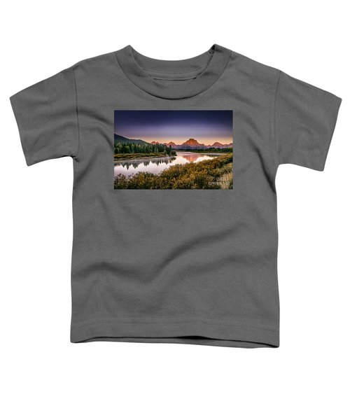 Oxbow Bend Toddler T-Shirt
