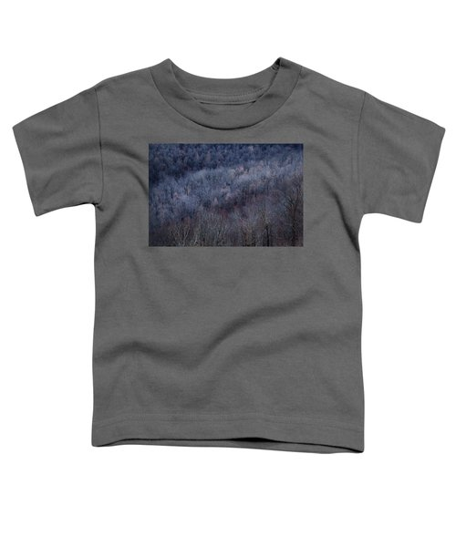 Ozark Trees #3 Toddler T-Shirt