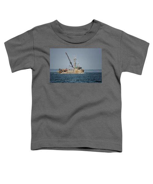 Pacific Viking Toddler T-Shirt