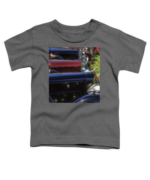 Packard Row Toddler T-Shirt