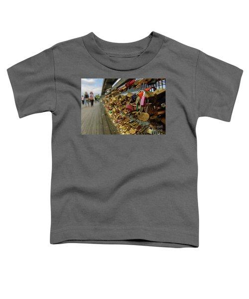 Padlock Bridge Toddler T-Shirt