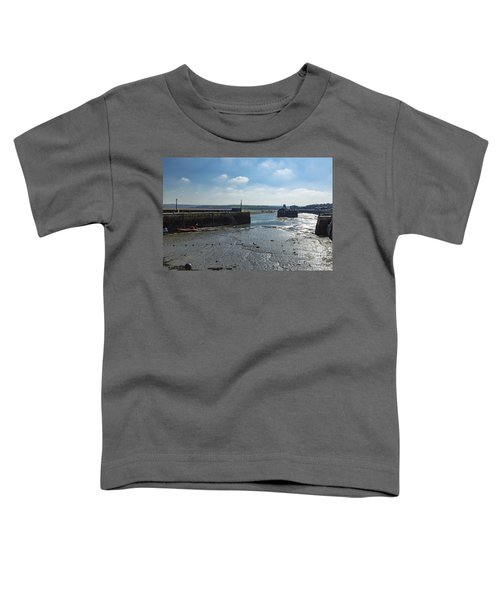 Padstow Harbour Toddler T-Shirt