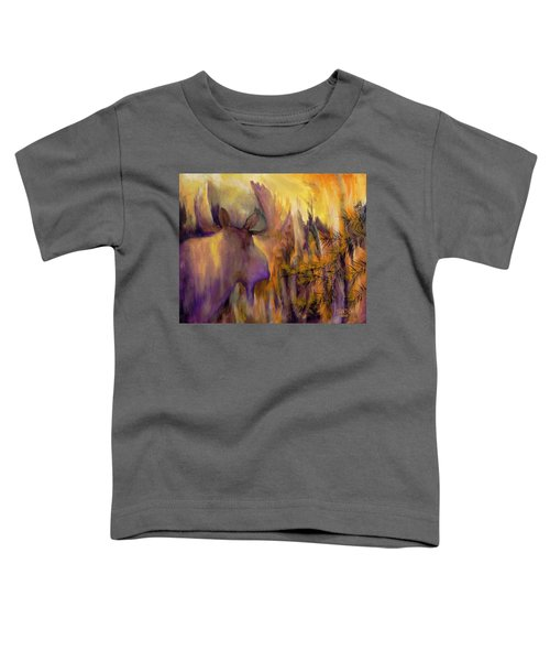 Pagami Fading Toddler T-Shirt