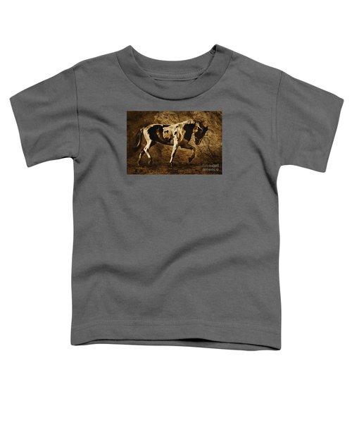 Paint Horse Toddler T-Shirt