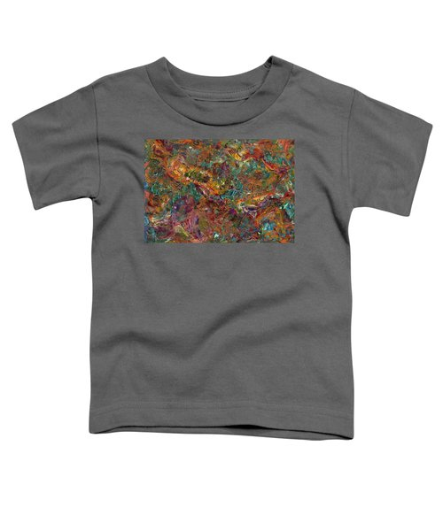 Paint Number 16 Toddler T-Shirt