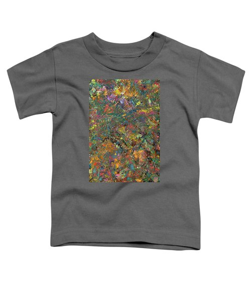 Paint Number 29 Toddler T-Shirt