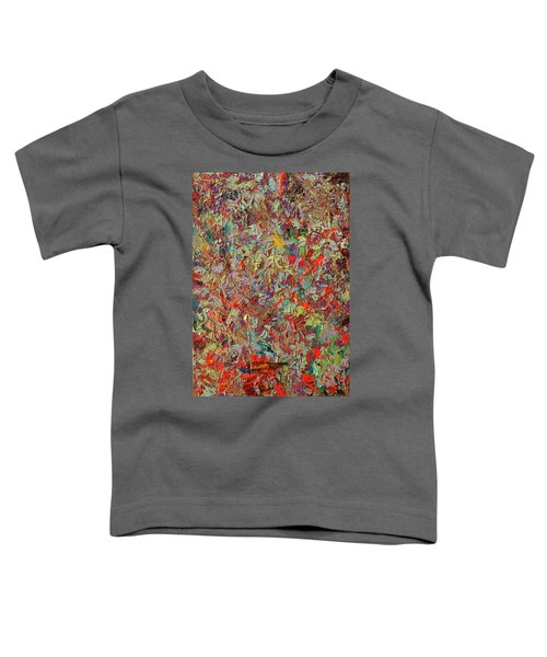 Paint Number 33 Toddler T-Shirt
