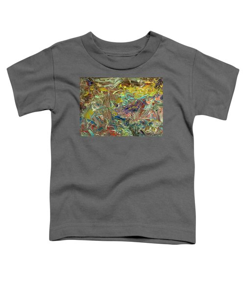 Paint Number46 Toddler T-Shirt