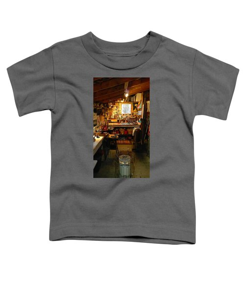 Paint Shed Toddler T-Shirt