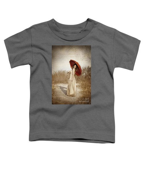 Painted Lady Toddler T-Shirt