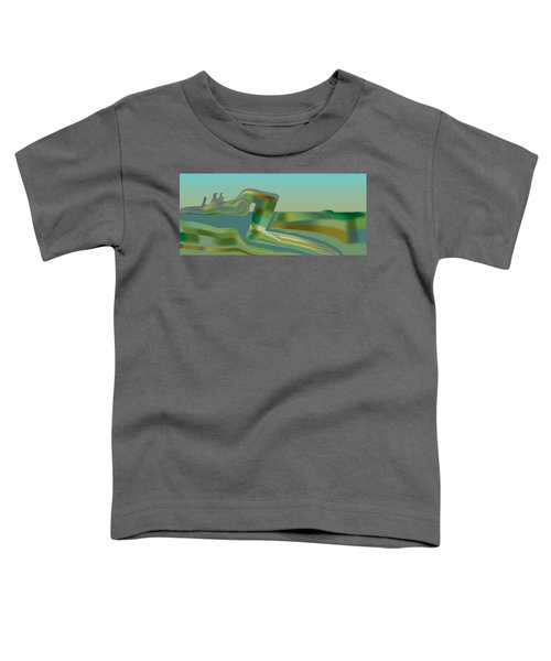 Painted Riverland Toddler T-Shirt