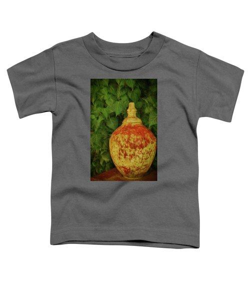 Painted Vase Toddler T-Shirt