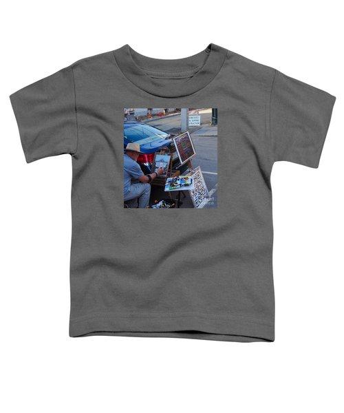 Painting Penhallow Toddler T-Shirt