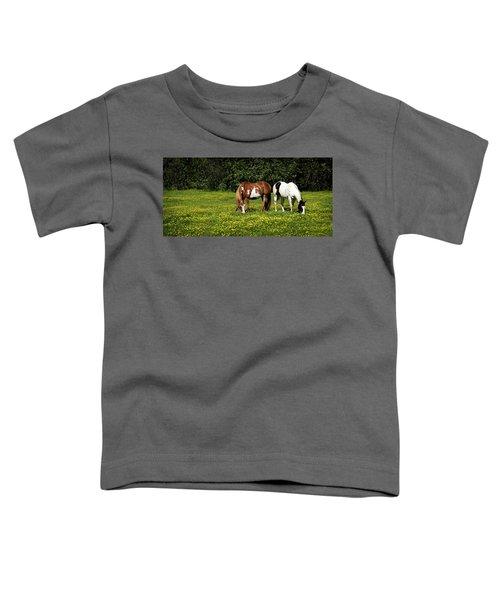 Paints N Buttercups 2 Toddler T-Shirt