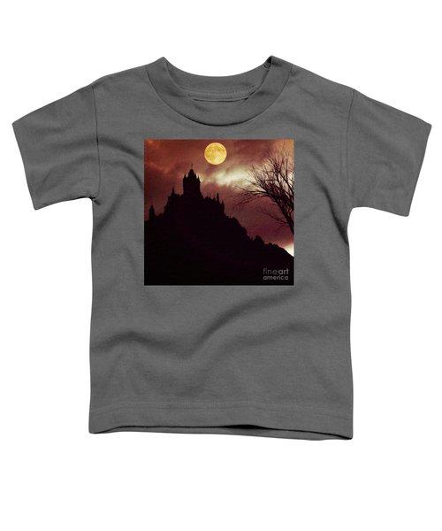 Palace Of Dracula By Sarah Kirk Toddler T-Shirt