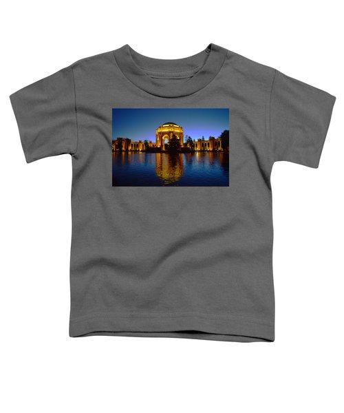 Palace Of Fine Arts Toddler T-Shirt