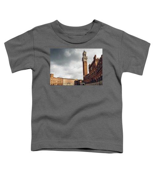 Palazzo Pubblico, Siena, Tuscany, Italy Toddler T-Shirt