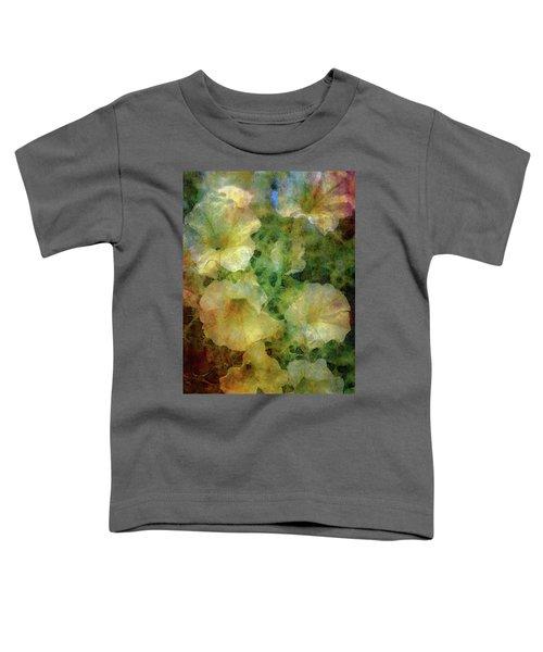 Pale Petunias 5146 Idp_2 Toddler T-Shirt