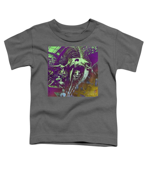 Paleo Squale Toddler T-Shirt