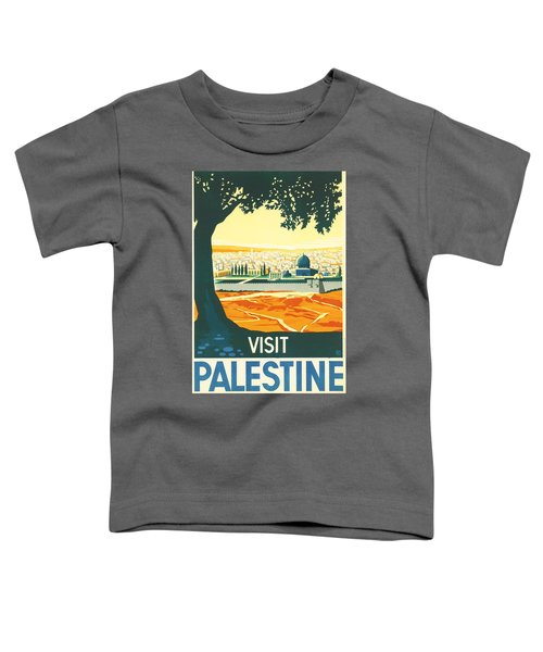 Palestine Toddler T-Shirt