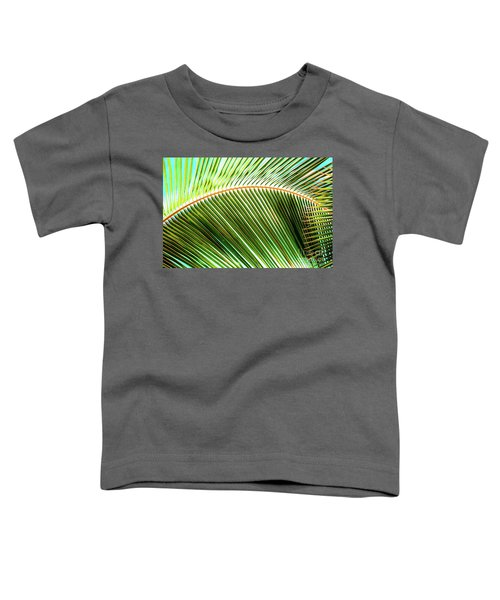 Palm Frond Sway Toddler T-Shirt