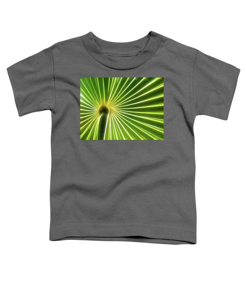 Palm Glow Toddler T-Shirt