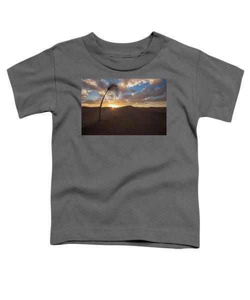 Palm On Dune Toddler T-Shirt