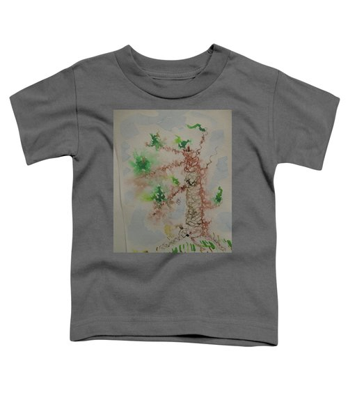 Palm Tree Toddler T-Shirt