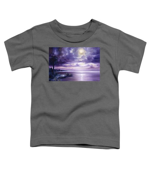 Palmetto Moonscape Toddler T-Shirt