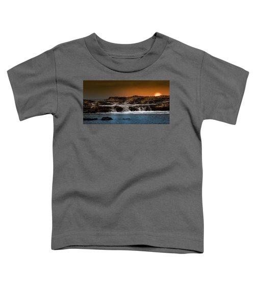 Palos Verdes Coast Toddler T-Shirt