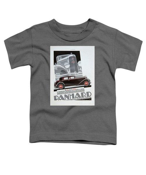 Panhard #8703 Toddler T-Shirt